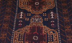 Tribal Afghan Prayer